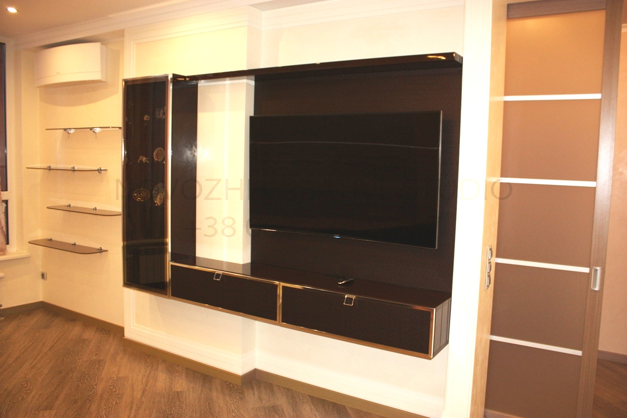 Гостиные - novozhi.com - изготовление мебели по индивидуальн.